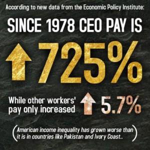Ejerne har beriget sig på arbejdernes bekostning